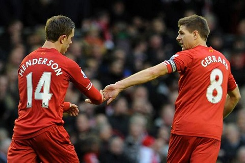 Gerrard roi Liverpool Lan thu hai viet nen lich su tai Anfield hinh anh