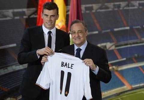 Chu tich Perez ra tuyen bo ve tuong lai cua Bale hinh anh