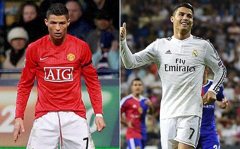 Phong do MU di xuong Trong noi nho Ronaldo hinh anh