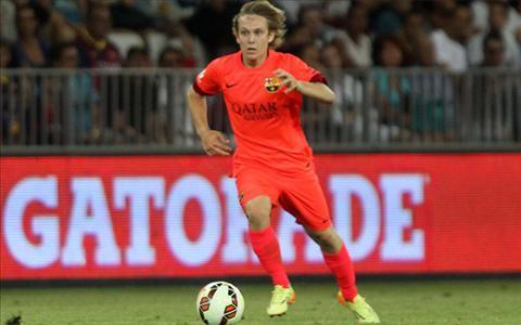 Barca tinh de Messi Croatia sang Premier League hoc viec hinh anh