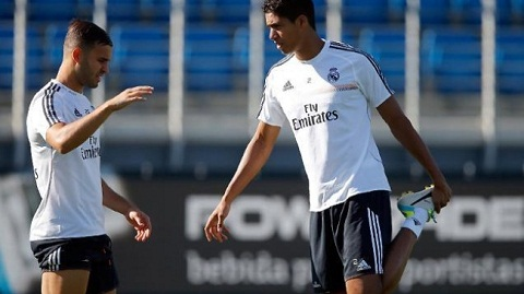 Chuyen nhuong mua dong Chelsea muon co  Varane va Jese Rodriguez hinh anh