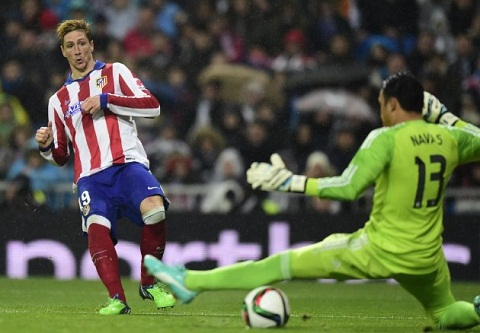Sau Milan, Torres rat co the se lua doi NHM Atletico hinh anh