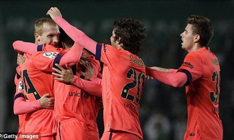 Truc tiep Elche vs Barcelona 4h ngay 161 cup Nha vua TBN vong 18 hinh anh