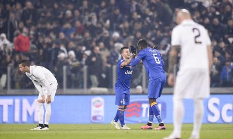 Video ban thang Juventus 6-1 Hellas Verona (Cup Quoc gia Italia) hinh anh
