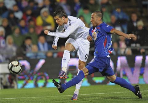 Getafe vs Real Madrid 18h 18.1 vong 19 La Liga hinh anh