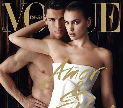 Cristiano Ronaldo va Irina Shayk da chinh thuc chia tay hinh anh