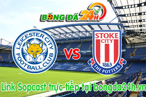 Leicester vs Stoke hinh anh