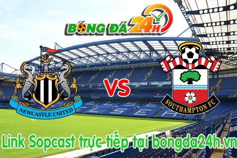 Link sopcast Newcastle vs Southampton (19h30-0908) hinh anh