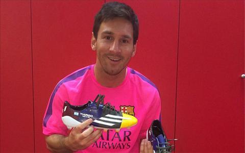 Nha tai tro Adidas xui Messi roi Barca hinh anh