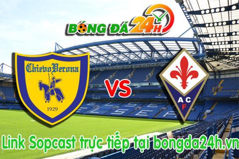 Link sopcast Chievo vs Fiorentina (21h00-1801) hinh anh