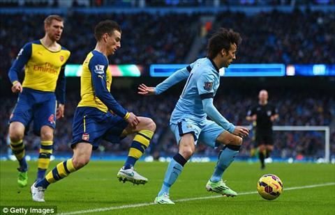 Man City vs Arsenal hinh anh 2