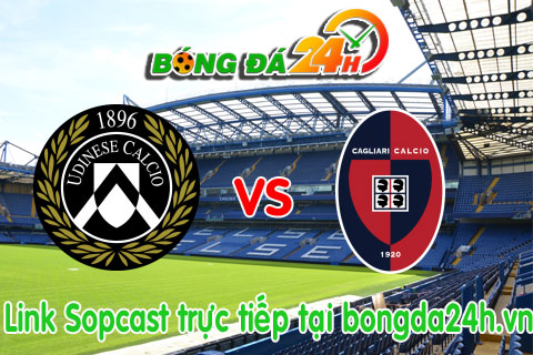 Udinese vs Cagliari hinh anh