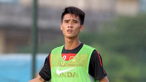Hai Phong vs HAGL Tien Thanh tu tin bat chet Cong Phuong hinh anh