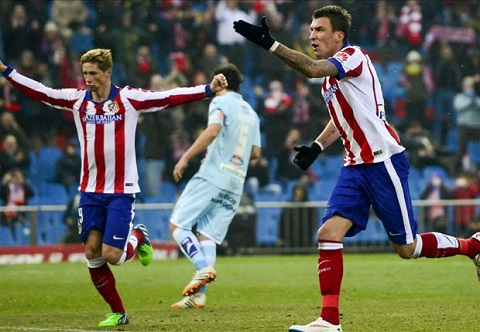 Torres tro lai Atletico, thanh Madrid don chao tam tau moi hinh anh