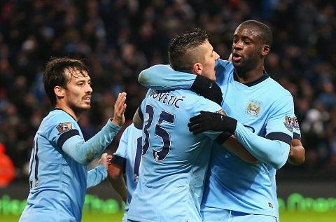 Man City vs Sunderland hinh anh