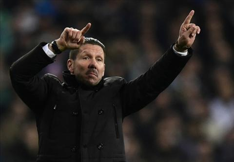 HLV Diego Simeone manh mieng truoc dai chien voi Barcelona hinh anh