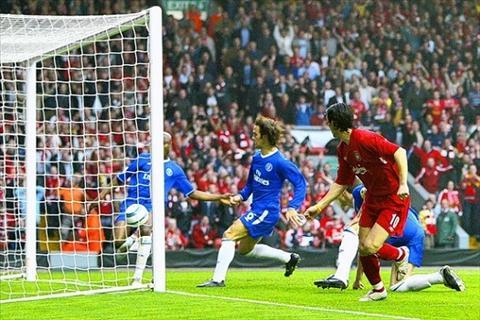 Liverpool vs Chelsea Mourinho van am uc ve ban thang ma o Anfield hinh anh
