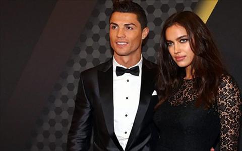 Ronaldo chuc Irina Shayk hanh phuc sau khi chia tay hinh anh