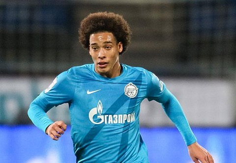 Arsenal mua Axel Witsel thay the tien ve Francis Coquelin hinh anh 3