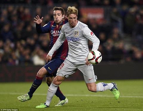 Barcelona 1-0 Atletico Madrid Tray trat ha kinh dich, Los Blaugrana gianh chut loi the nho hinh anh 2