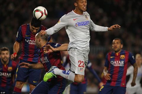 Barcelona 1-0 Atletico Madrid Tray trat ha kinh dich, Los Blaugrana gianh chut loi the nho hinh anh 4