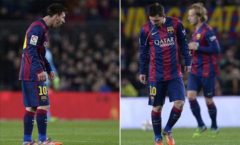 Messi lai tiep tuc non khan trong tran Barca 1-0 Atletico hinh anh