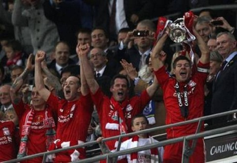 Vi Gerrard, Liverpool quyet vo dich League Cup hinh anh