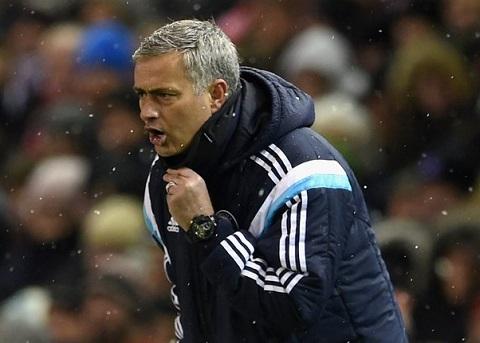 HLV Mourinho suy tinh gi voi lich thi dau khac nghiet cua Chelsea hinh anh