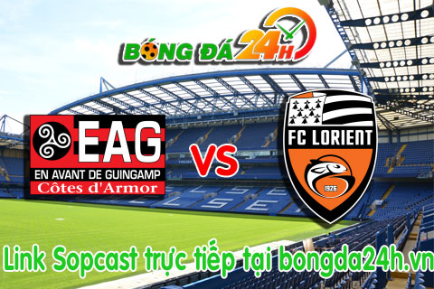 Link sopcast Guingamp vs Lorient (02h00-2501) hinh anh