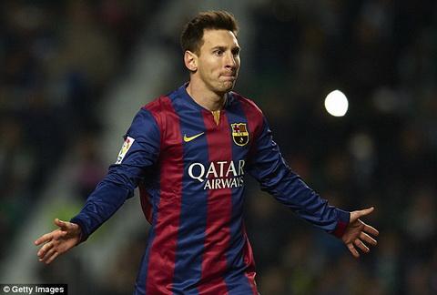 Lionel Messi Thuoc do hoan hao tren hang cong cua Barcelona hinh anh