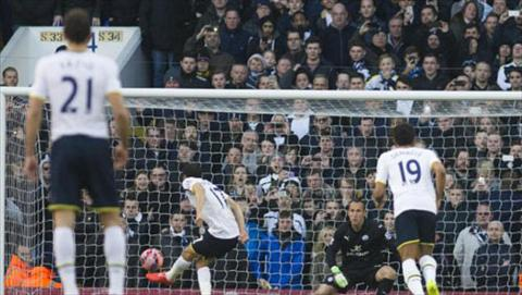 Video ban thang Tottenham 1-2 Leicester City (Vong 4 Cup FA Anh 2014-2015) hinh anh
