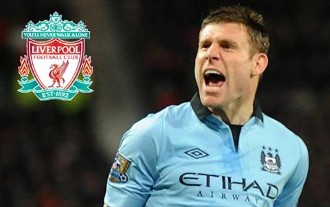 Liverpool tu tin chieu mo thanh cong James Milner hinh anh