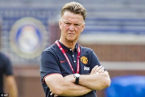 Man United bi HLV Van Gaal… chan duong kiem tien hinh anh 2