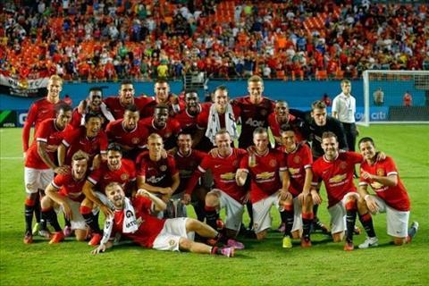 Man United bi HLV Van Gaal… chan duong kiem tien hinh anh