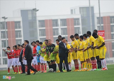 Viettel hop tac voi Dortmund Cho doi mot HAGL-JMG thu hai hinh anh
