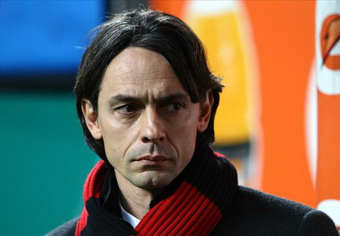 Kem coi o AC Milan, sieu Pippo lay Sir Alex lam bia do dan