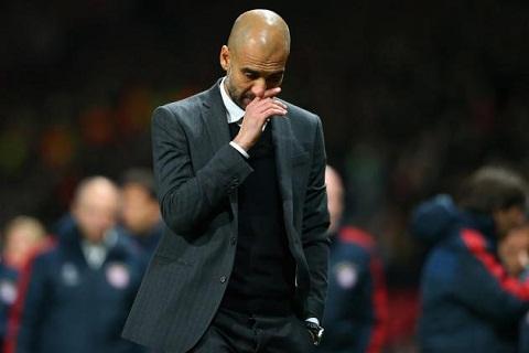 Man City nham Pep Guardiola thay the Pellegrini hinh anh