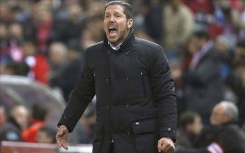 "Diego Simeone ""xat muoi"" vao tim NHM Atletico"
