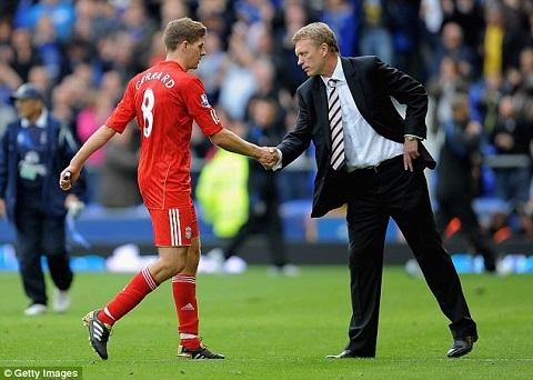 Ban tin sang 31 David Moyes muon chieu mo Gerrard hinh anh