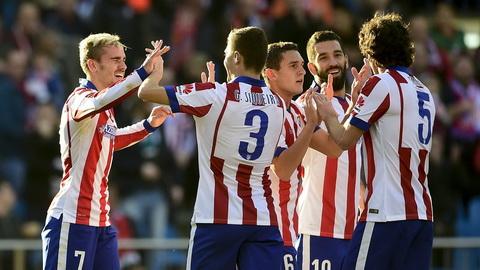 Atletico 3-1 Levante Hieu ung Fernando Torres hinh anh