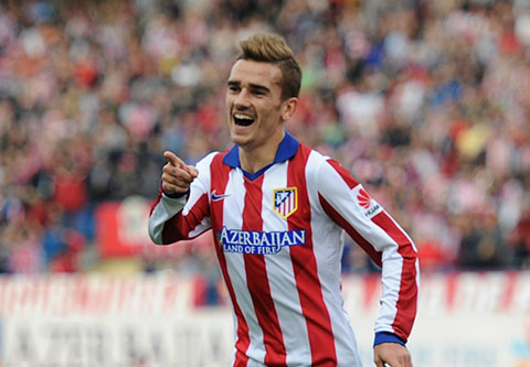 Voi Griezmann, Atletico khong can nho Costa hinh anh