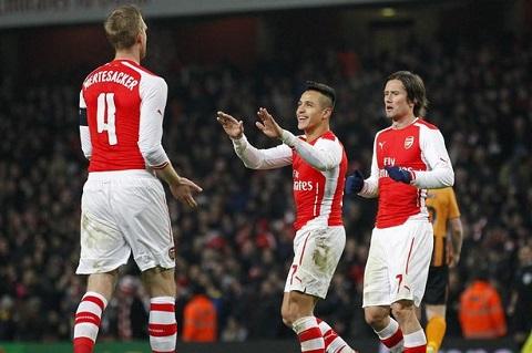Du am tran Arsenal vs Hull City, Phao thu qua phu thuoc Sanchez hinh anh 2