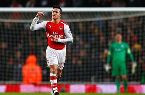 Du am tran Arsenal vs Hull City, Phao thu qua phu thuoc Sanchez hinh anh