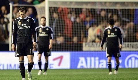 Du am tran Valencia vs Real, hang tien ve la diem yeu cua Los Blancos  hinh anh