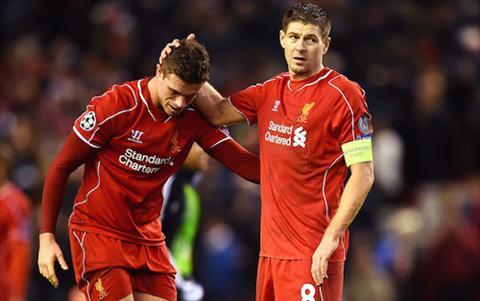 Jordan Henderson cua Liverpool co the tro thanh Gerrard moi hinh anh