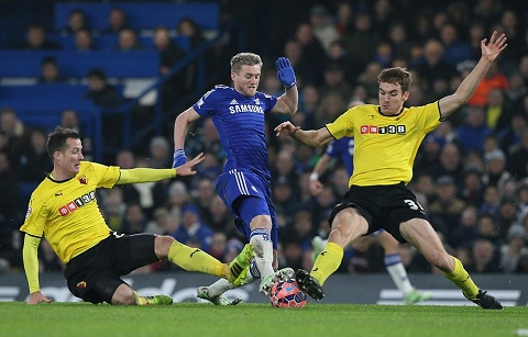 Truc tiep Chelsea vs Watford 23h00 ngay 41 vong 3 FA Cup hinh anh 2