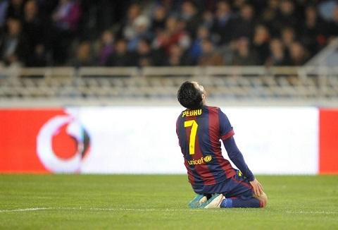 Vong 17 La Liga Real va Barca deu thua hinh anh 2