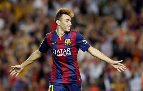 Dai gia Anh dien dao vi ngoc tho cua Barcelona hinh anh