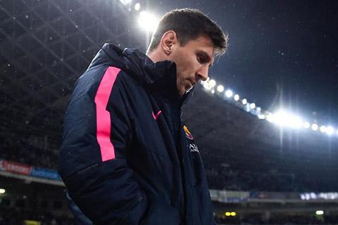 Goc nhin Neu Lionel Messi roi… Barcelona hinh anh 2