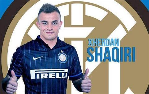Nong Xherdan Shaqiri chuan bi gia nhap Inter Milan hinh anh 2